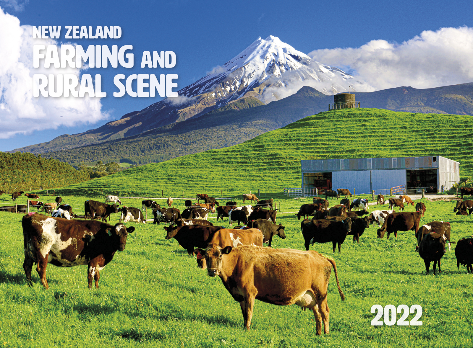 New Zealand Farming and Rural Scene : Corporate 2021