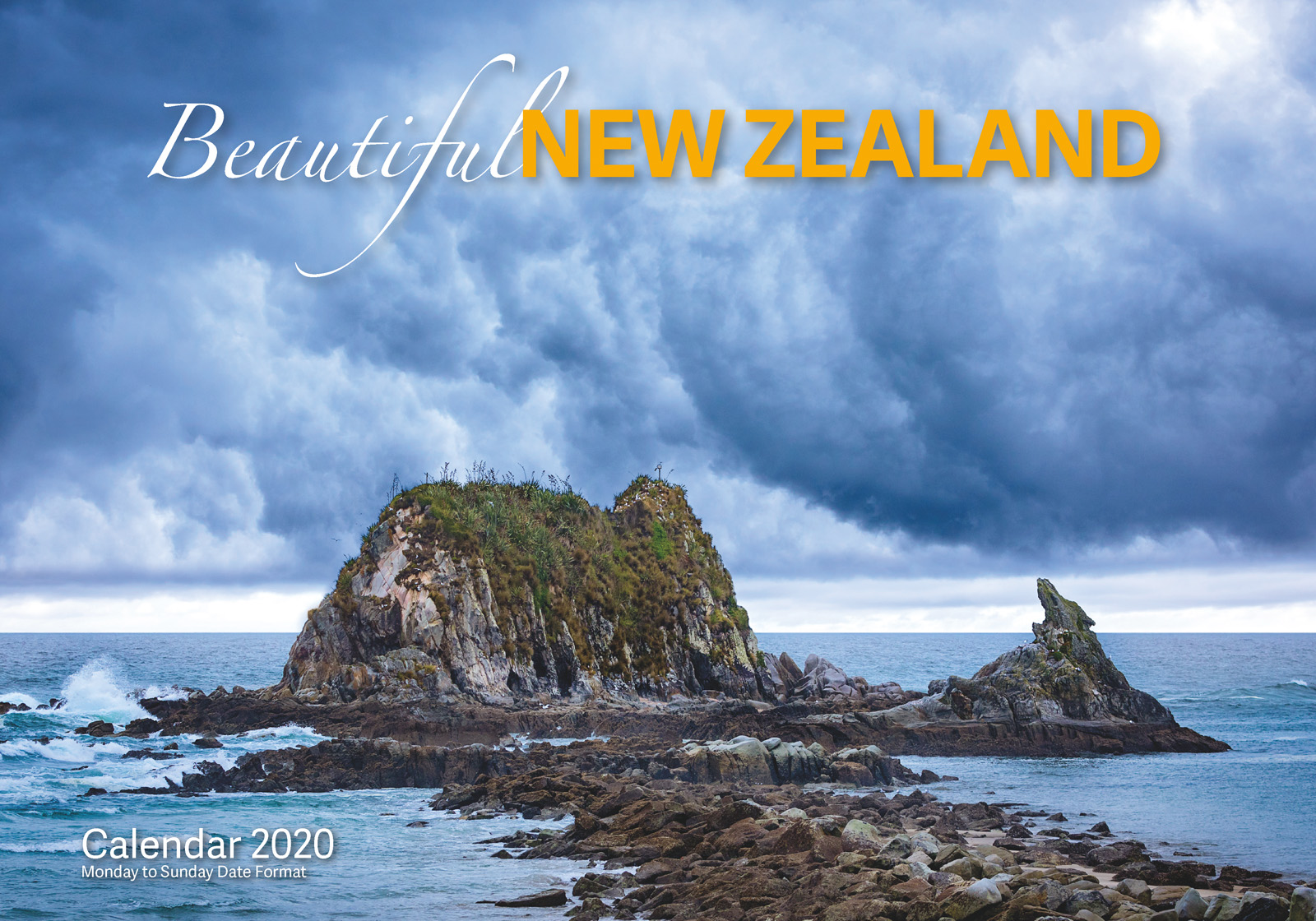 Beautiful New Zealand : Corporate 2020