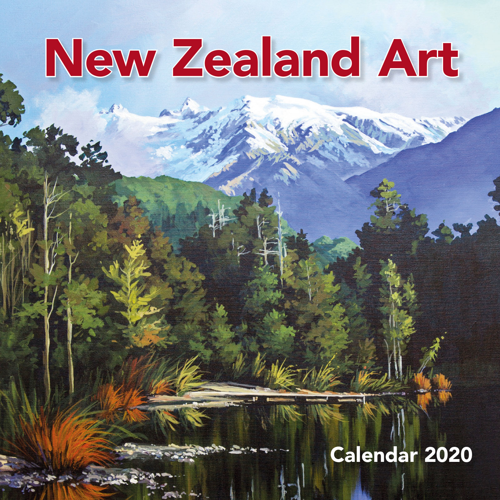 New Zealand Art : Corporate 2020
