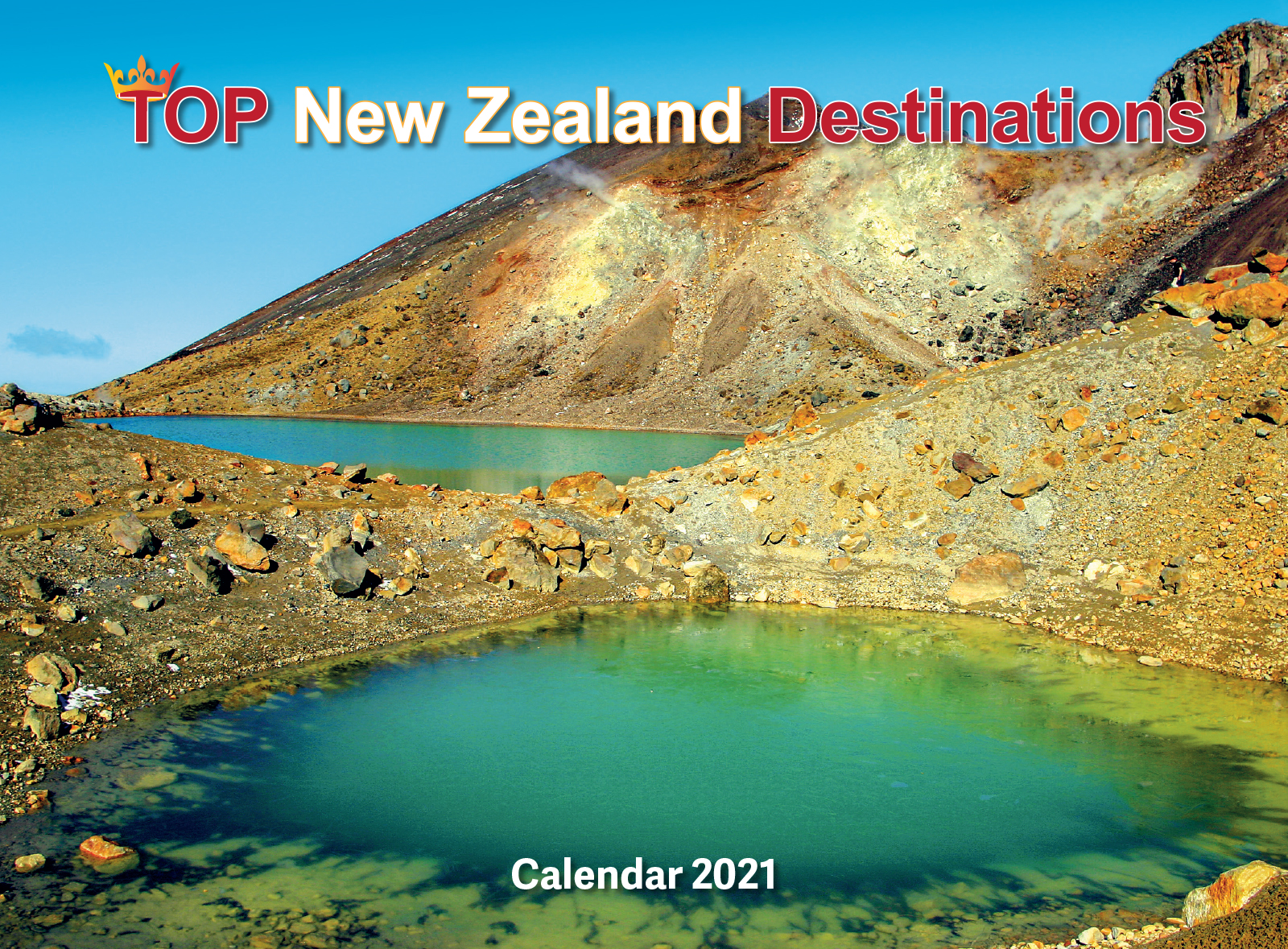 Top New Zealand Destinations : Corporate 2021