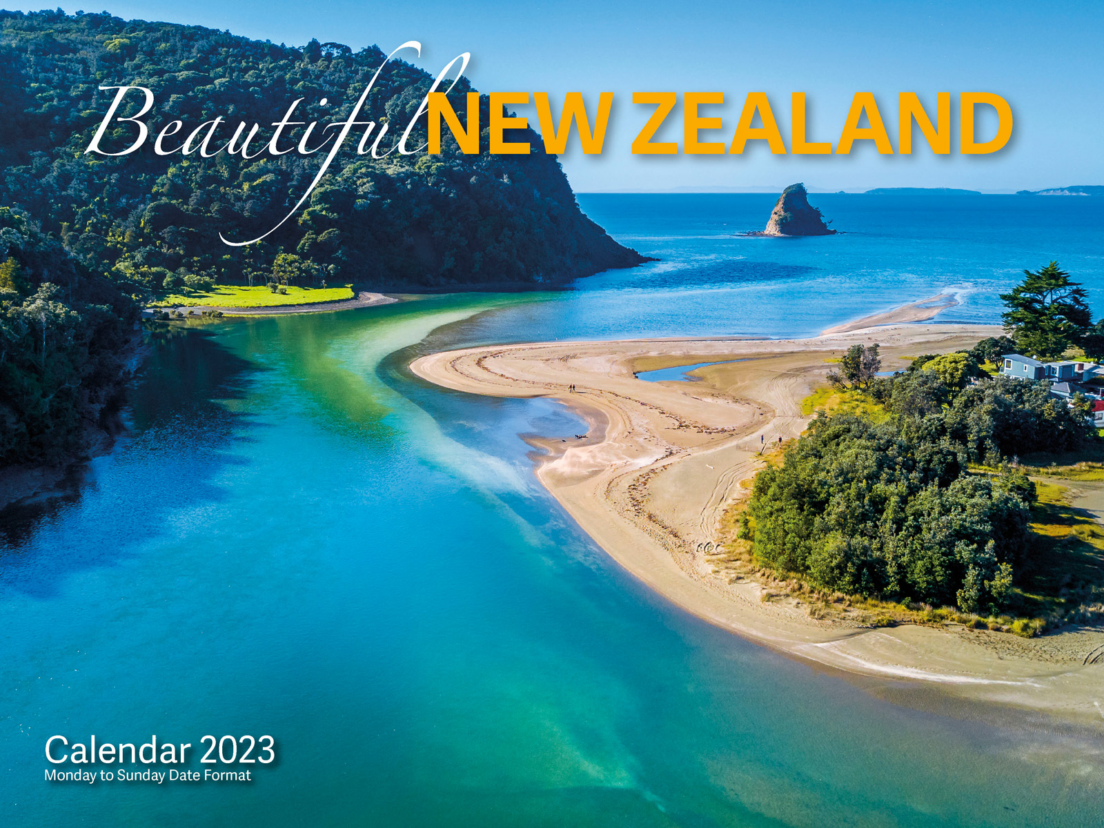 Beautiful New Zealand 2021
