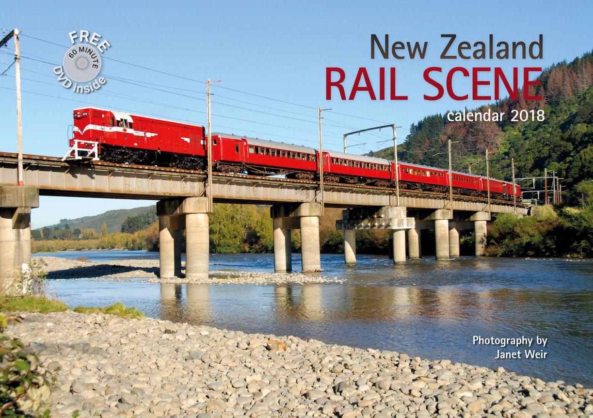 New Zealand Rail Scene 2018