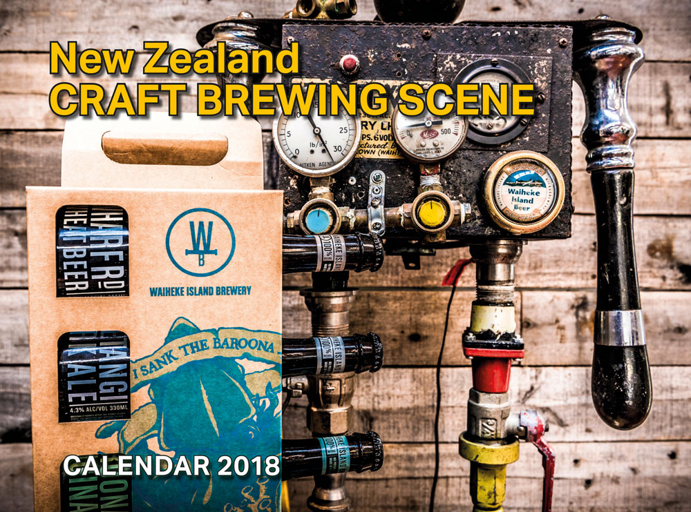 New Zealand Craft Brewing Scene 2018