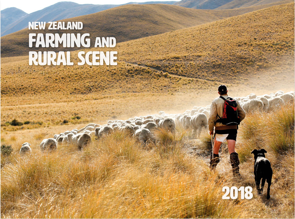 New Zealand Farming and Rural Scene 2018