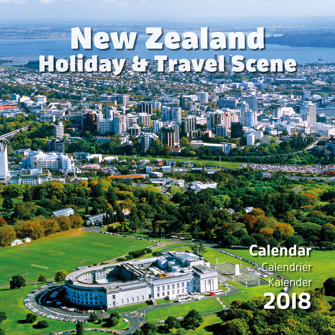 New Zealand Holiday and Travel Calendar 2018