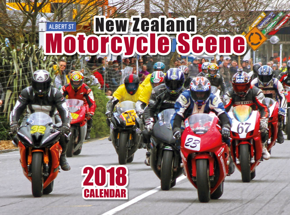 New Zealand Motorcycle Scene 2018