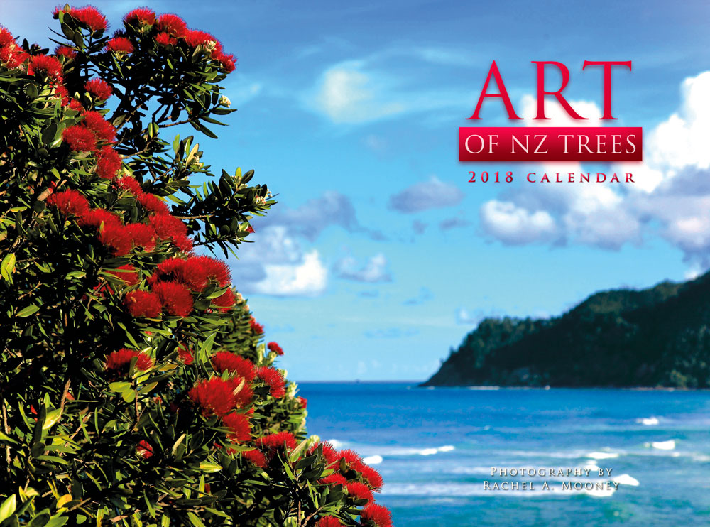 Art of New Zealand Trees 2018